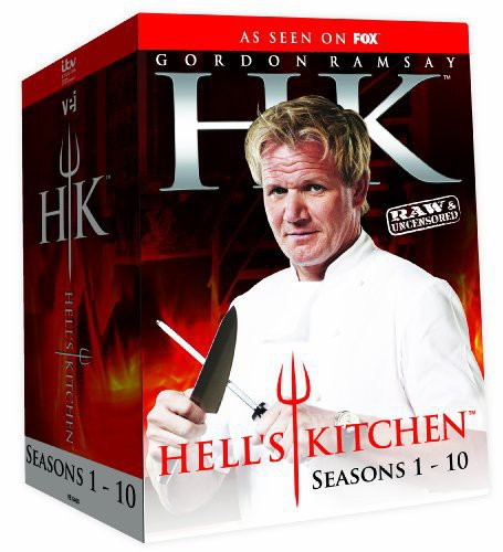 Hell's Kitchen: Season 1-10