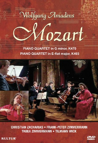 Piano Quartets K478 & K493