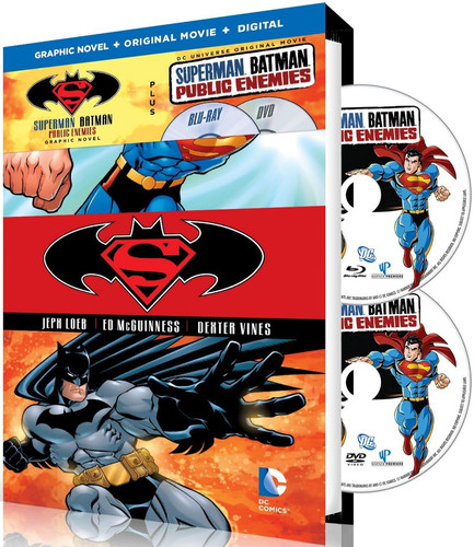 Superman /  Batman: Public Enemies With /  Superman /  Batman: Volume 1: PublicEnemies Graphic Novel