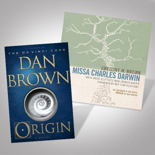 Dan Brown Origin Bundle