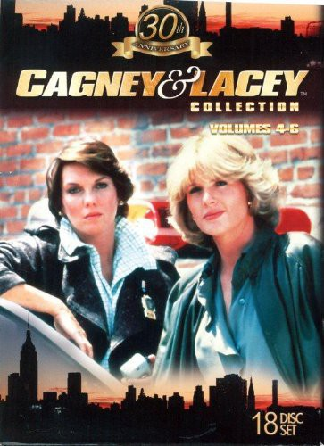 Cagney & Lacey: Vol 4 to 6