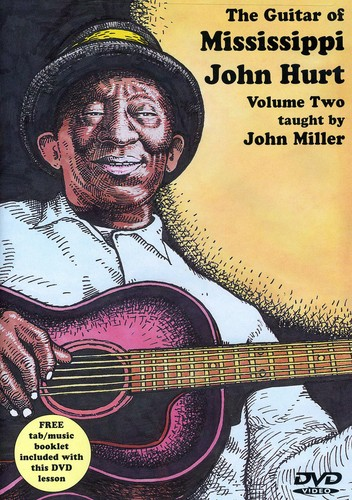 Guitar of Mississippi John Hurt 2