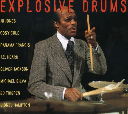Explosive Drums /  Various