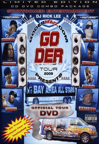Go Der Bay Area All Stars Tour