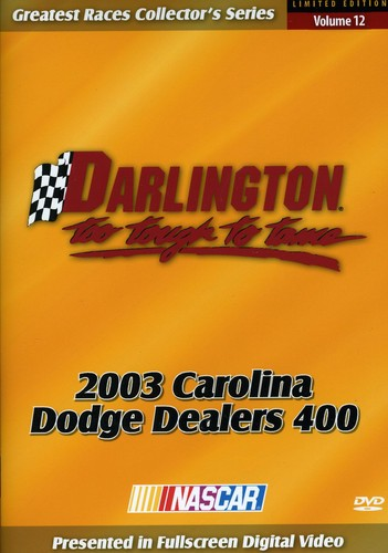Nascar: 2003 Darlington 400