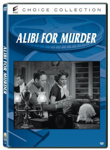 Alibi for Murder (1935)