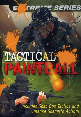 Tactical Paintball [Full Frame]