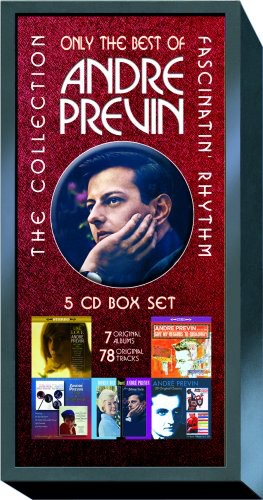 Only The Best Of Andre Previn [5 Discs]