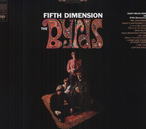 Fifth Dimension [Import]