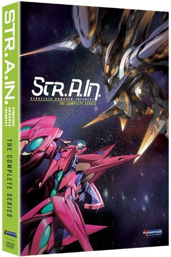 Strain: Strategic Armored Infantry - Complete Box
