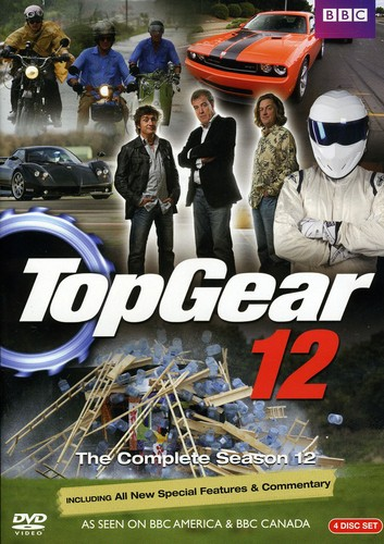Top Gear 12: The Complete Season 12