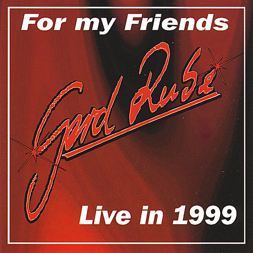 For My Friends-Live in 1999