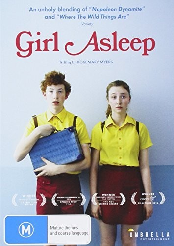 Girl Asleep [Import]