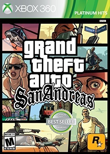 Grand Theft Auto: San Andreas for Xbox 360