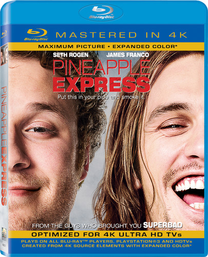 Pineapple Express (4K-Mastered)