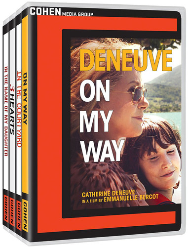 Cohen Media Group: Actress Catherine Deneuve