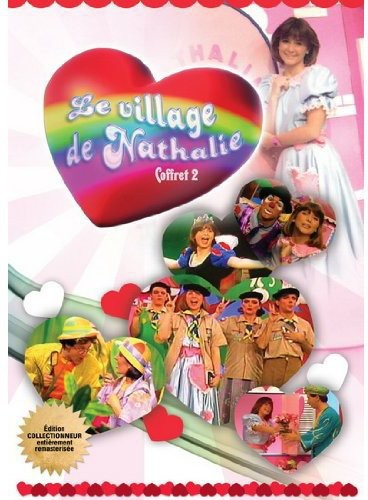 Le Village de Nathalie Coffret 2 [Import]