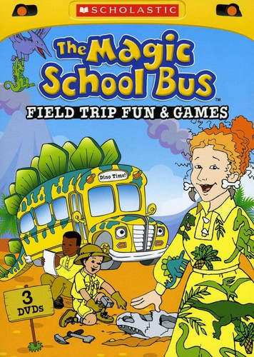 The Magic School Bus: Field Trip Fun & Games
