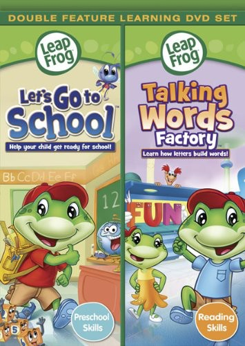 Let's Go To School/ Talking Words Factory