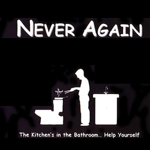 Kitchen's in the Bathroom-Help Yourself
