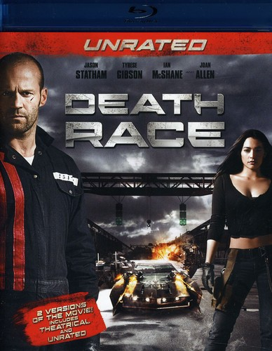 Death Race [WS] [Unrated/ Rated Versions] [New Packaging]