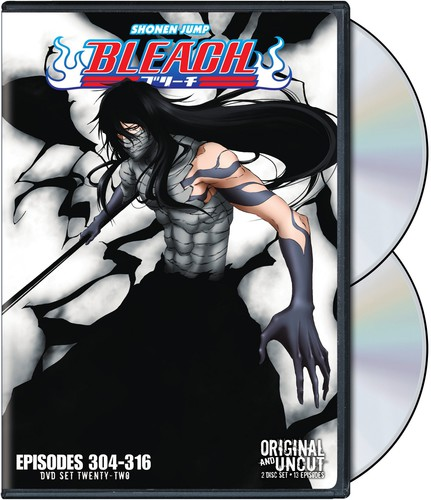 Bleach Uncut Set 22