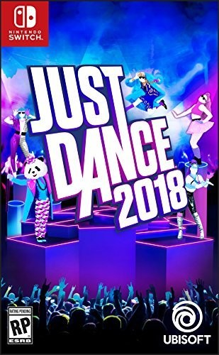 Just Dance 2018 for Nintendo Switch