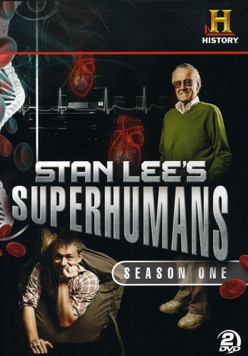 Stan Lee's Superhumans