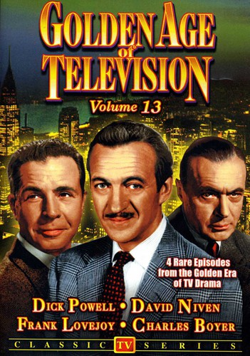 Golden Age Of Television, Vol. 13