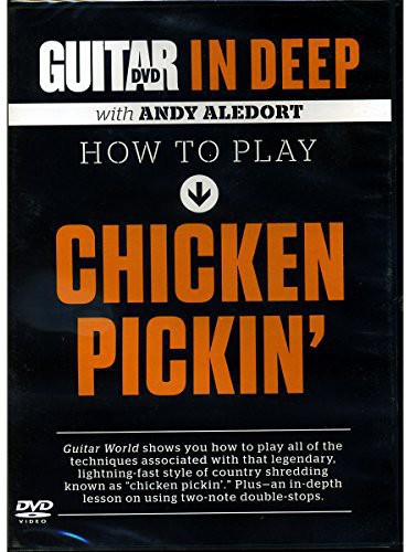 Guitar World in Deep: How to Play Chicken Pickin