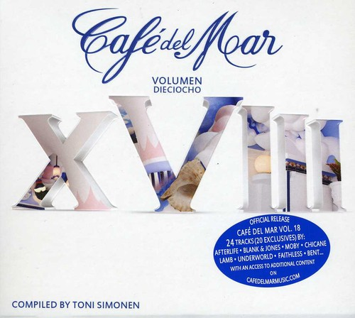 Cafe Del Mar 18 /  Various [Import]