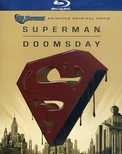Superman: Doomsday [Full Frame]