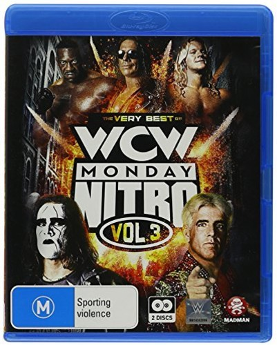 WWE: Very Best of Wcw Monday Nitro: Volume 3 [Import]