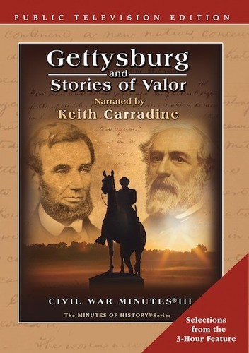 Gettysburg & Stories of Valor: Civil War Minutes 3
