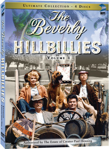 The Beverly Hillbillies: Ultimate Collection: Volume 1