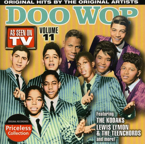 DOO WOP AS SEEN ON TV, Vol. 11