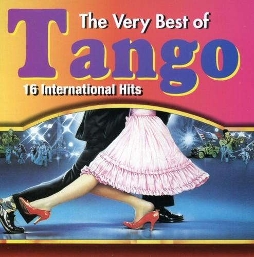 Very Best of Tango [Import]