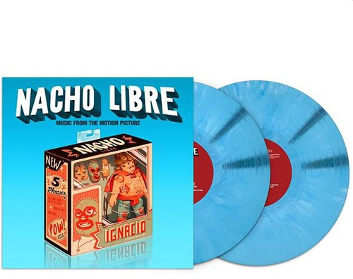Nacho Libre (Music from the Motion Picture) (Original Soundtrack)