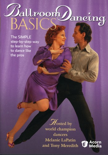 Ballroom Dancing Basics [Instructional] [W CD]