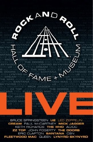 Rock & Roll Hall of Fame Live /  Various