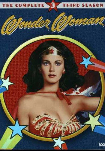 Wonder Woman: The Complete Third Season