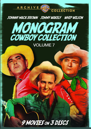 Monogram Cowboy Collection: Volume 7