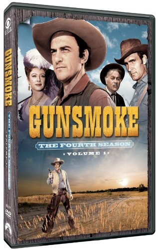 Gunsmoke: The Fourth Season Volume 1