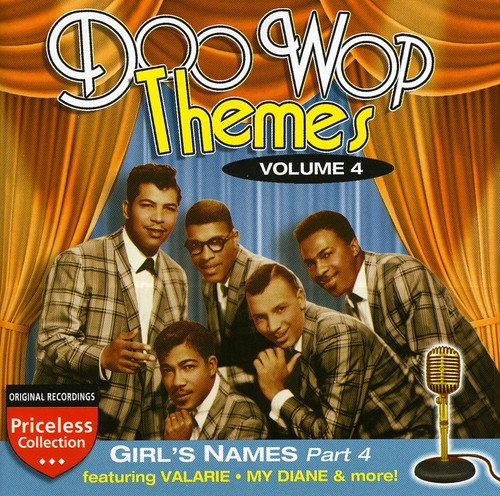 Doo Wop Themes, Vol. 4: Girls - Part 4