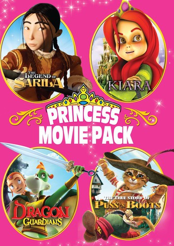 Princess Movie Pack