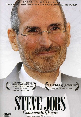 Jobs, Steve /  Consciously Genius: Unauthorized