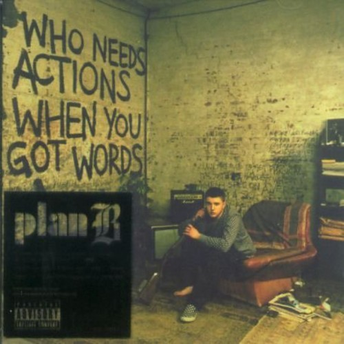 Who Needs Actions When You Got Words [Import]