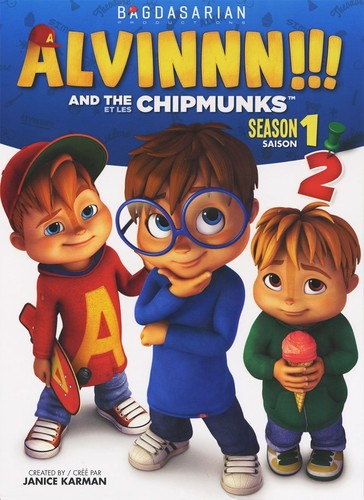 Alvin and the Chipmunks: Season 1: Volume 2