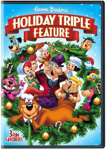 Hanna-Barbera Holiday Triple Feature