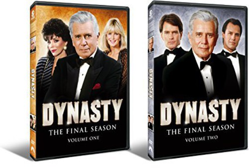 Dynasty: The Final Season - Vol 1 & 2 Pack